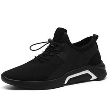 Men Casual Shoes 2019 Canvas Breathable Walking Chaussure Homme Factory sales