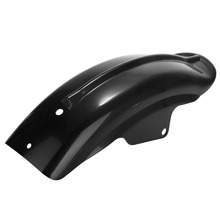 New Arrival 1pc Black Plastic Motorcycle Rear Mudguard Fender for H-arley S-portster 883 883R 1200 1994 1995 1996 1997-2003
