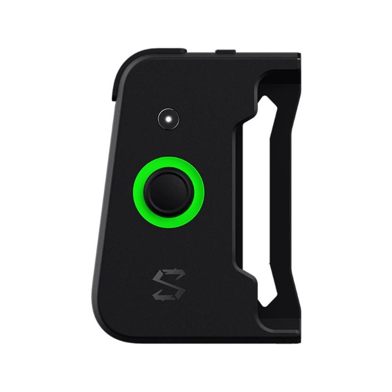 1Pc Rocker Xiaomi Black Shark Phone Game Controller Bluetooth Connection Supports Android Games Two Buttons Shark Joystick New