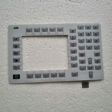 3HNM05345-1 Membrane keypad for ABB machine Panel repair~do it yourself,New & Have in stock