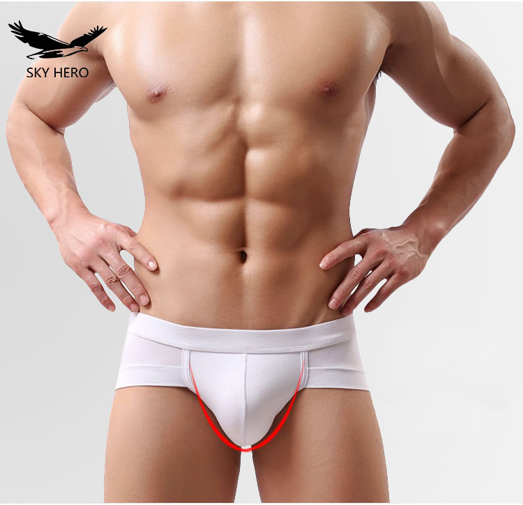 Hot Sale!Mens Underwear Men Underpants Calzoncillos Male Sexy Slip Hombre Fashion Brand U Convex Men's For Male Modal Panties