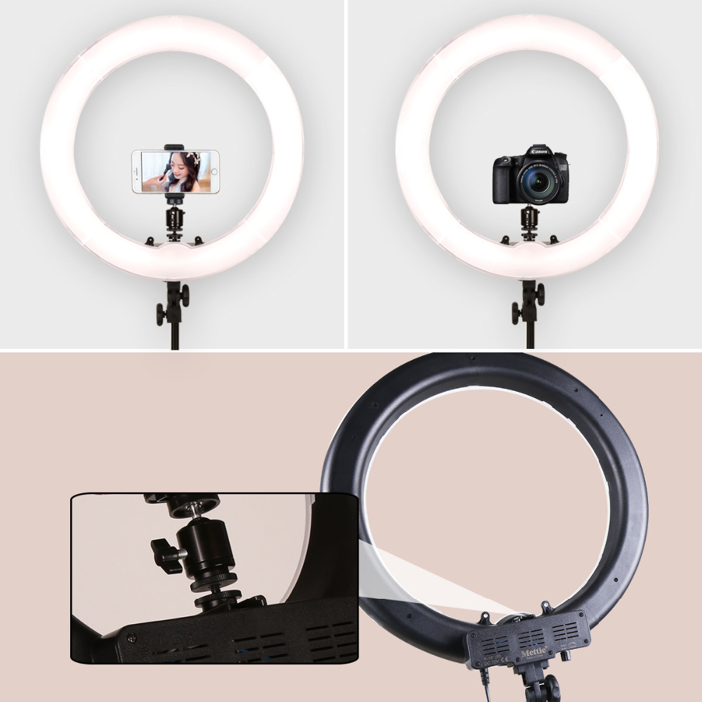 Aliexpresscom Buy Gskaiwen 18 Inch 240 Led Ring Light Mirror Make