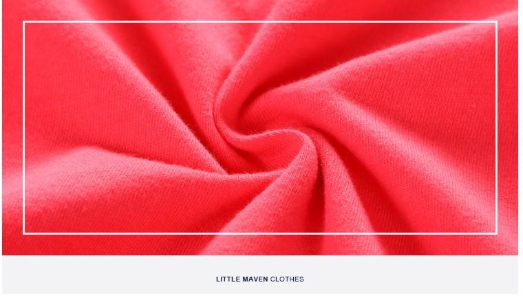HTB1DldyhtzJ8KJjSspkq6zF7VXae - Little maven children clothes 2018 summer baby girls clothes short sleeve tee tops unicorn print Cotton brand t shirt 50961