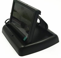 HD 4 3 TFT LCD Car Reverse Rear View Monitor Display FOR DVD Camera
