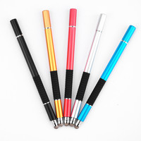 pen capacitive 3 in 1 stylus pen for iPad universal touch screen pen capacitive tablet touch pen drawing writing for android for mobile (1)