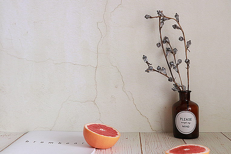 55*87 cm Double-face Photographie Fond Mur Surface & Crack Toile de Fond Papier Conseil Photo Prop Pour La Nourriture swing plaque Maquillage
