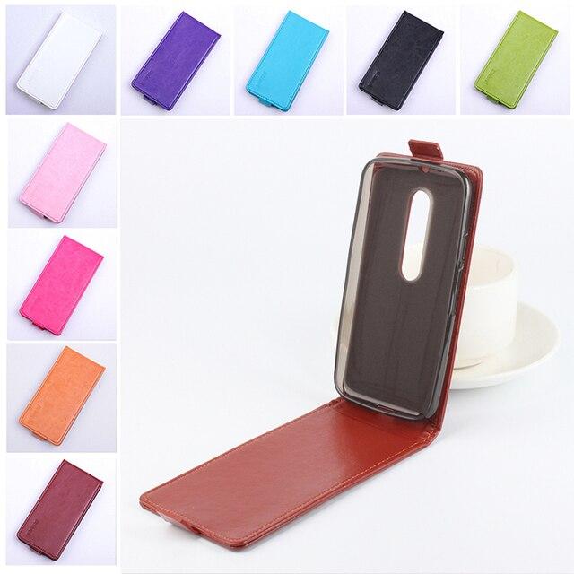 Fashion 9 Colors Flip Leather Cover Case for Motorola Moto G3 G 3rd Gen 2015 XT1541 XT1542 XT1543 Vertical Back Cover Phone Case