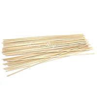 100pcs/Lot 22cmx3mm High Quality Rattan Sticks Reed Diffuser Sticks for Home Fragrance Diffuser Home Decoration