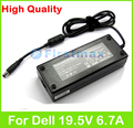 19.5V 6.7A 130W universal AC power adapter for Dell Latitude D831 E6540 Precision M2800 M6300 M90 XPS17 L701X L702X 17D charger