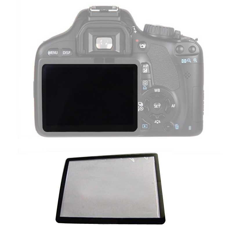 الخارجي الخارجي شاشة LCD واقية إصلاح أجزاء لكانون 5D 5D2 6D 40D 50D 60D 400D 450D 500D 550D 600D 1000D1100D 1200D SLR