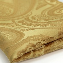 Paisley Golden-yellow Handkerchief for Men