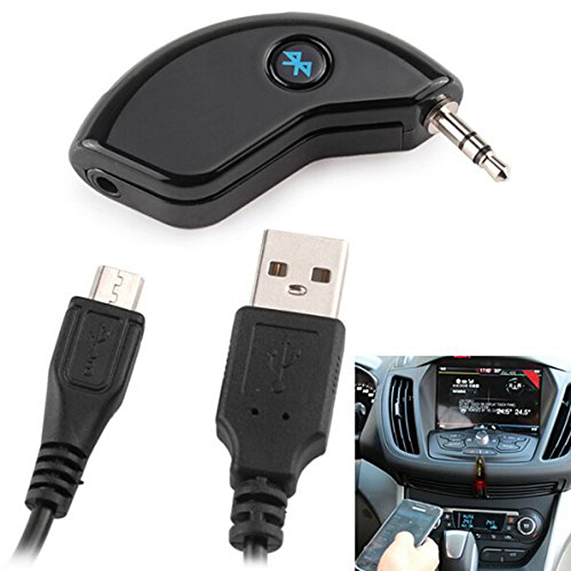 UnermüDlich Hfes Neue Fahrzeug-montiert Tragbare Bluetooth Empfänger Für Musik & Anruf Unterhaltungselektronik Tragbares Audio & Video