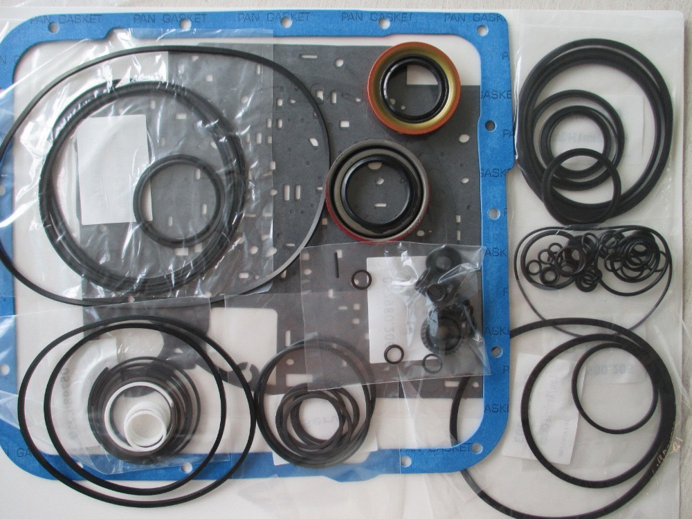 New Transmission Rebuild Trans Kit 4L60E Rainier for Chevolet car Avalanche Isuzu Ascender Suzuki Vitara