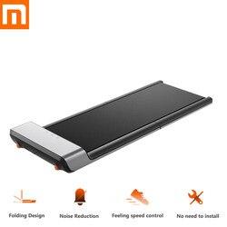 Быстрая доставка Xiaomi Mijia Smart WalkingPad Складная Нескользящая Спортивная беговая дорожка Беговая прогулочная машина устройство для фитнеса