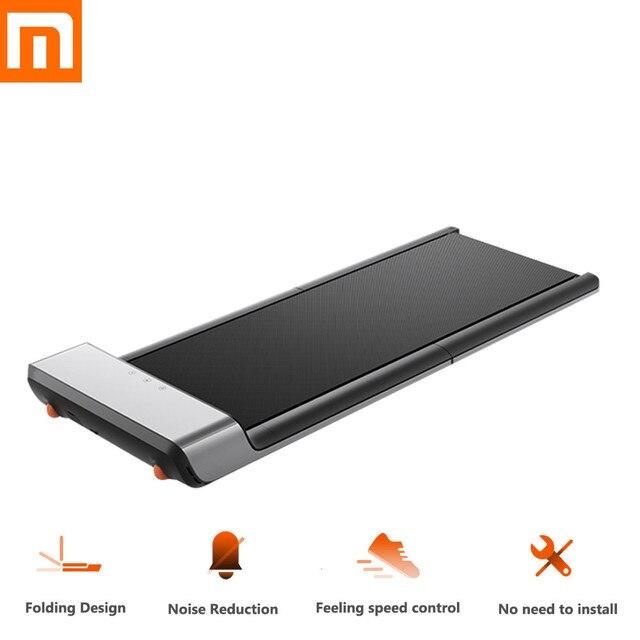 Transporte rápido Xiaomi Mijia WalkingPad Inteligente Dobrável Não slip Esteira Esportes Tênis de Corrida A Pé Máquina Dispositivo de Fitness Gym