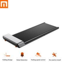 شحن سريع Xiaomi Mijia الذكية WalkingPad للطي غير زلة الرياضة مفرغة تشغيل آلة مشي رياضة اللياقة البدنية جهاز