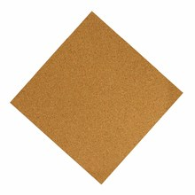 1PC 220x220x3mm Cork Sheets Heated Bed Hot Plate with Adhesive Tape Printing Build 3D Printer Parts