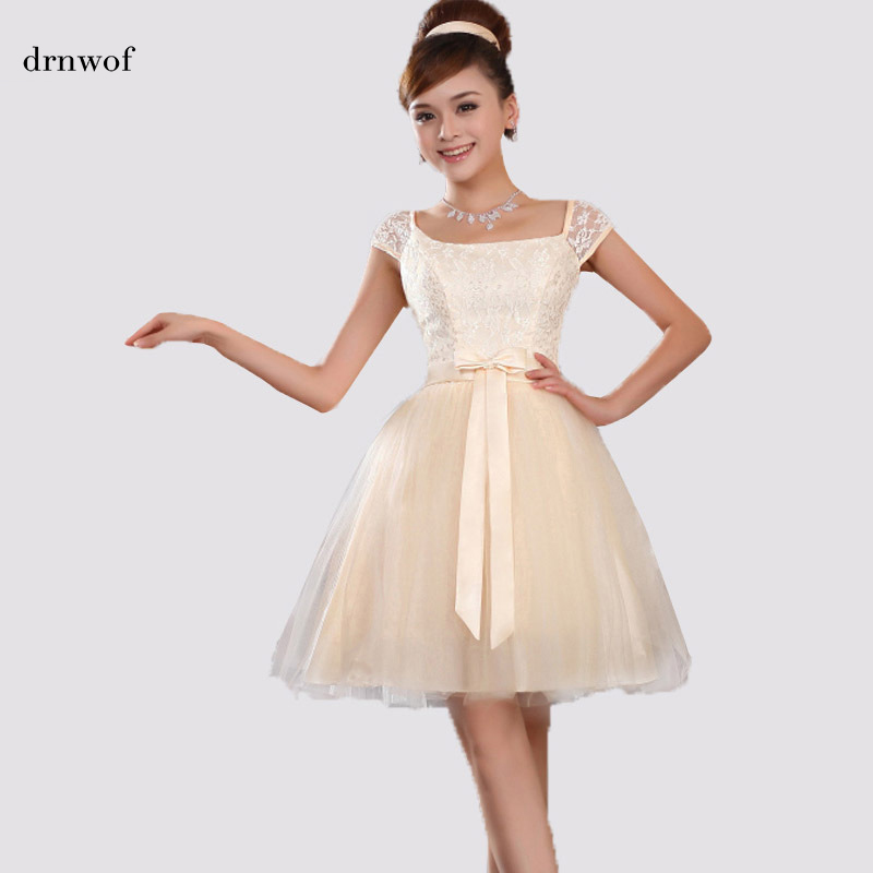 Aliexpress Com Buy New Design Simple But Elegant Short: Cheap 2017 New Arrival Korean Style Cute Ball Gown With