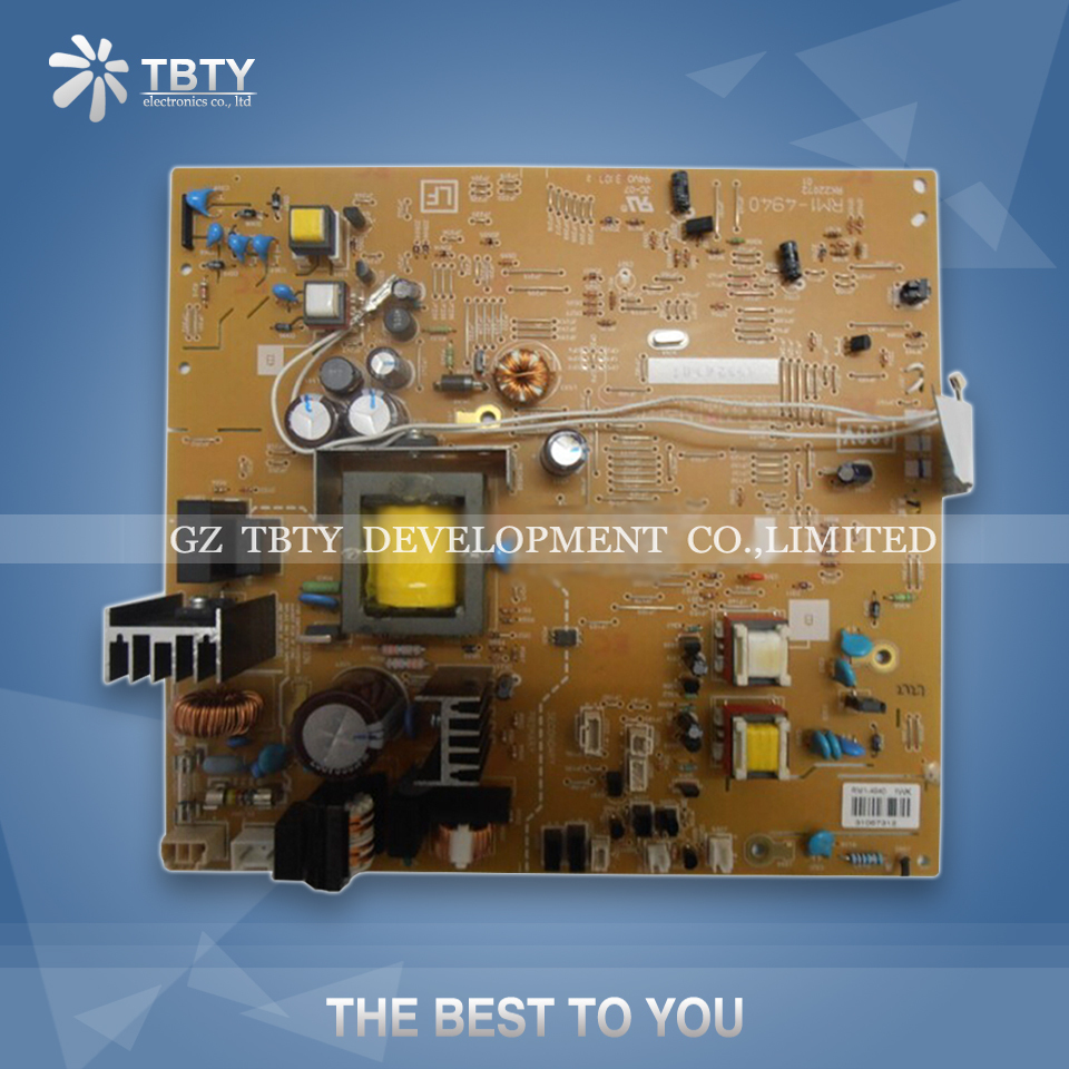 <font><b>Printer</b></font> Power Supply Board For <font><b>HP</b></font> 2727 <font><b>M2727NF</b></font> HP2727 RM1-4941 RM1-4940 Power Board Panel On Sale image