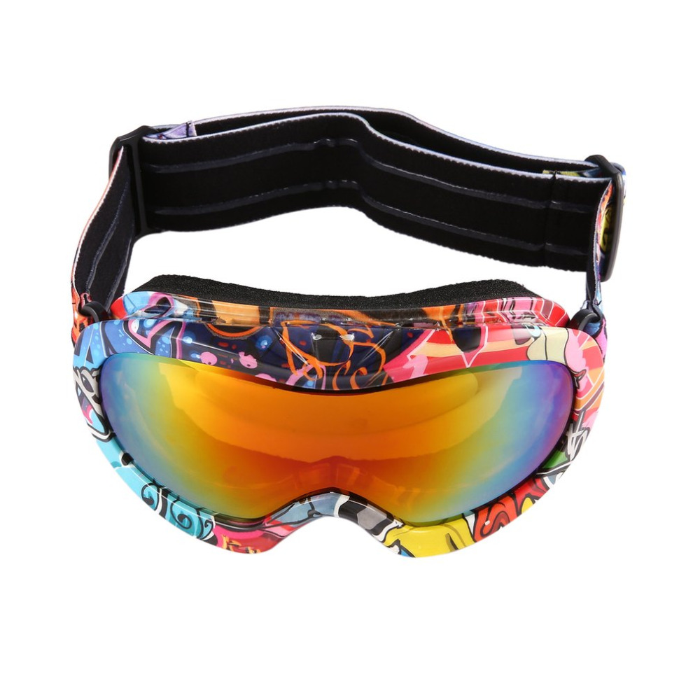 Children Double Lens Ski Goggles Anti-fog UV400 For Outdoor Sports Skiing Goggles Snow Snowboard Protective Glasses Eyewear