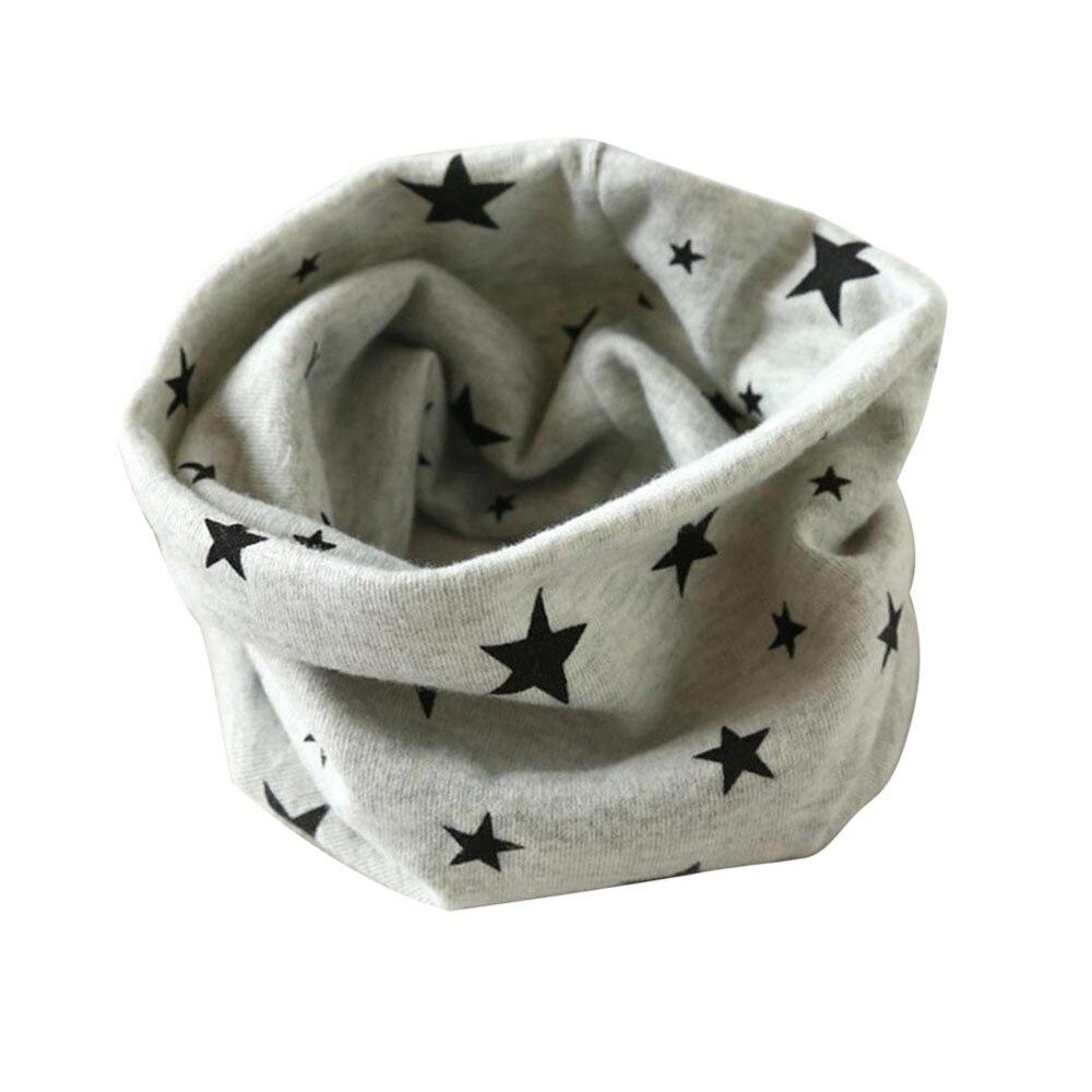 Mance осень-зима Модный классический детский шарф для девочек, для мальчиков воротник Детский шарф из хлопка-хомут с круглым воротником для мальчиков и девочек шейные платки - Цвет: 4