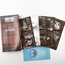 30 PCS Small Condom 10 Pcs Natural Latex Ultra Thin Condoms for Men Safer Sex Contraceptives Sex Condoms Sex Toys for Adults
