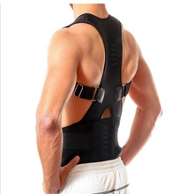 Orthopedic Corset Back Posture Corrector Men Women Magnetic Belt Shoulder Support Correction bandage