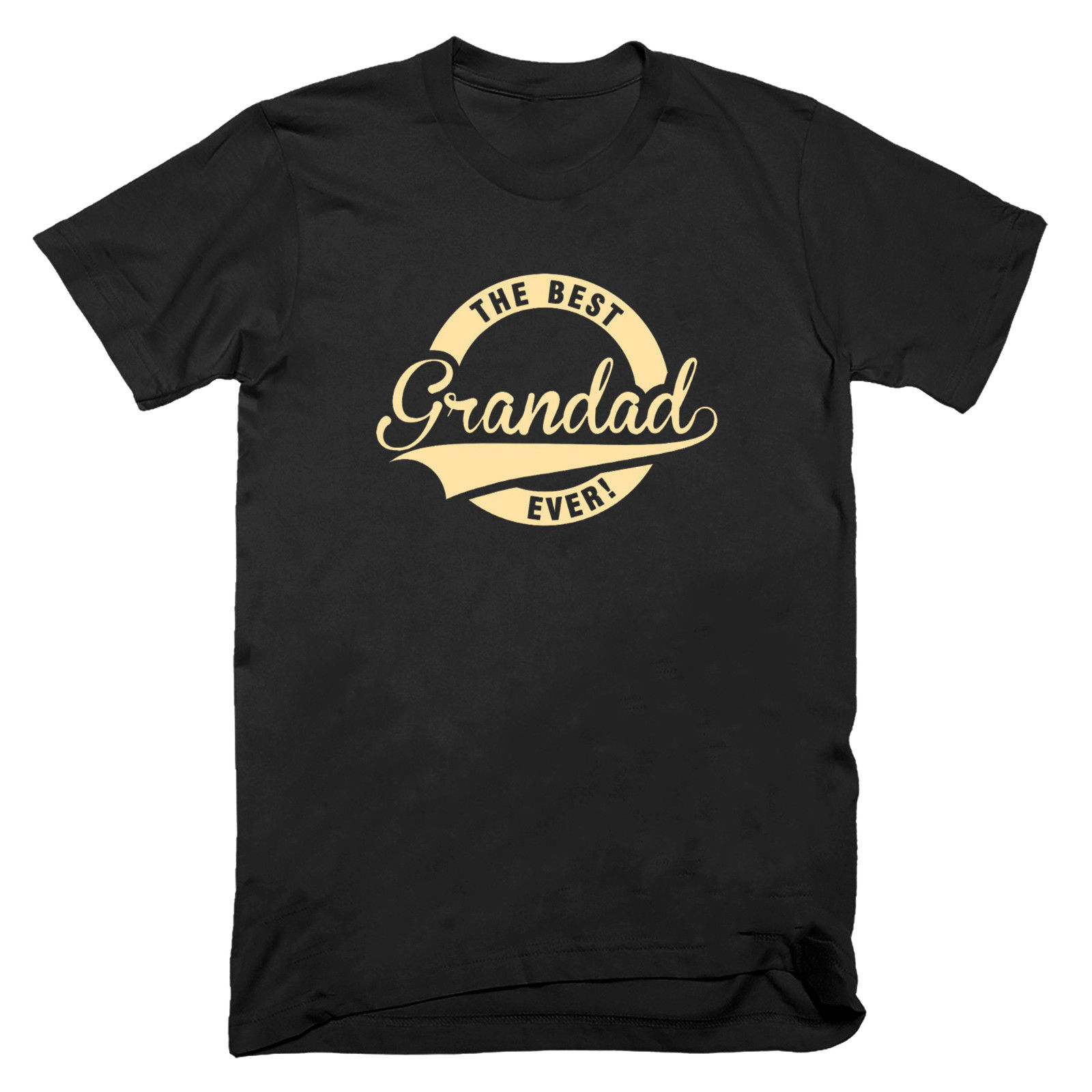 Mens THE BEST GRANDAD EVER T Shirt Funny Fathers Day Present Dads Gift S -3XL