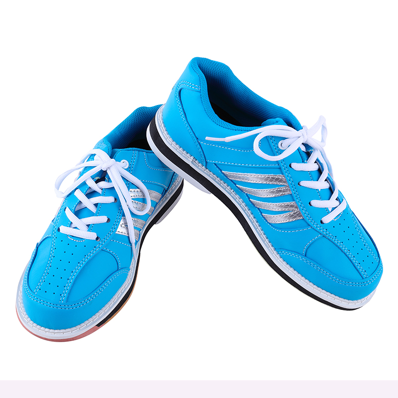Top quality men bowling shoes male sports sneakers microfiber breathable Skidproof Sole Professional right hand bowling sneakers