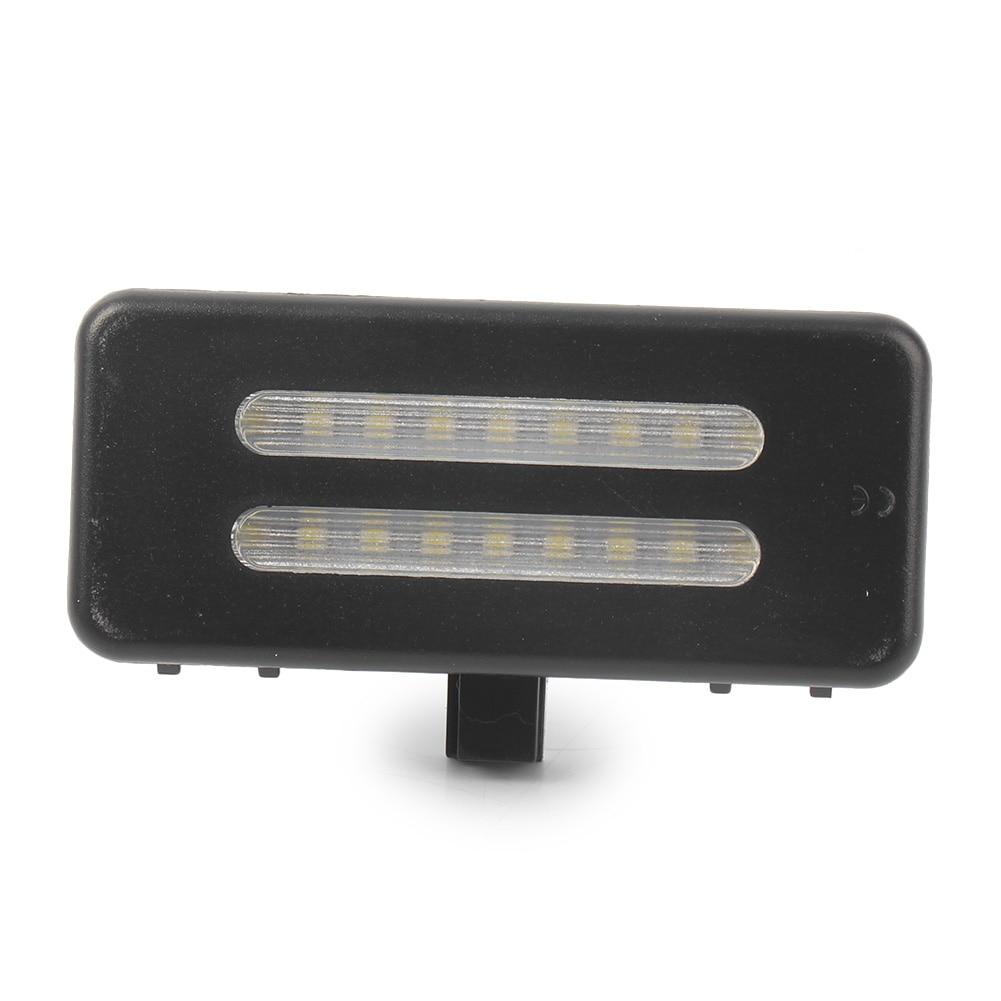 White Error Free LED Vanity Car Front Interior Lights Lamp For BMW E90 E91 3 Series SedanWagon /E92 Coupe & E60 E61 5 Series etc