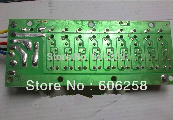 9 way output switching power supply wiring board 9ch pcb board with rh aliexpress com power board wiring power board wiring