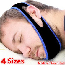 Anti Snoring Chin Straps Mouth Guard Stop Bruxism Anti-Ronquidos Nose Snoring Solutions Breathing Snore Stopper For Sleeping