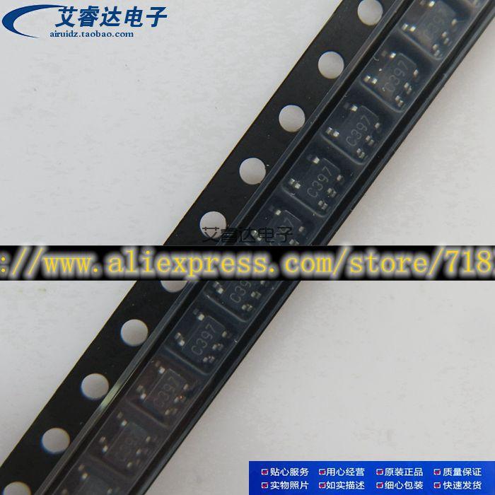 20pcs/lot LM397MFX SOT23-5 LM397 screen: C379 Comparator new original