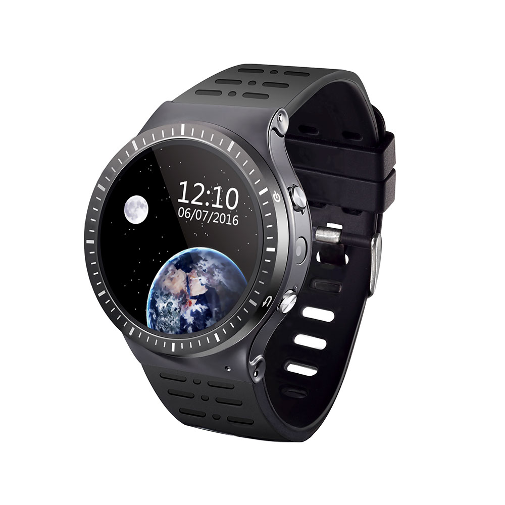 S99A GPS Smart Watch For Android Phone Support Quad Core 3G NANO SIM WiFi Heart Rate Monitor smart phone watch 3g 2g wifi zeblaze blitz camera browser heart rate monitoring android 5 1 smart watch gps camera sim card