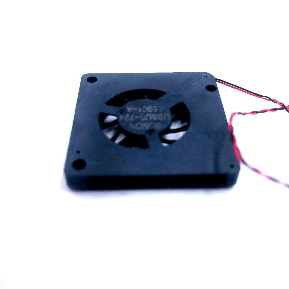 3003 30MM 3MM Slim UB5U3-724 UB5U3 5V 2wires Micro Mini Axial Cooling Fan 15000RPM