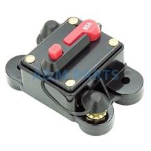 Marine Car Audio 60 Amp Resettable Circuit Breaker Anchor Windlass Contactor