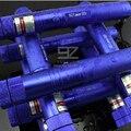 Новый охотничий фонарик 50 Вт 50000 м 532 нм высокой мощности военный лазер Зеленая лазерная указка фокусировка сжигание спичка сжигание сигаре...