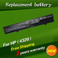 JIGU 4400MAH Laptop Battery 587706-121 For HP Compaq 621 620 625 421 420 425 326 325 321 320 HSTNN-CBOX