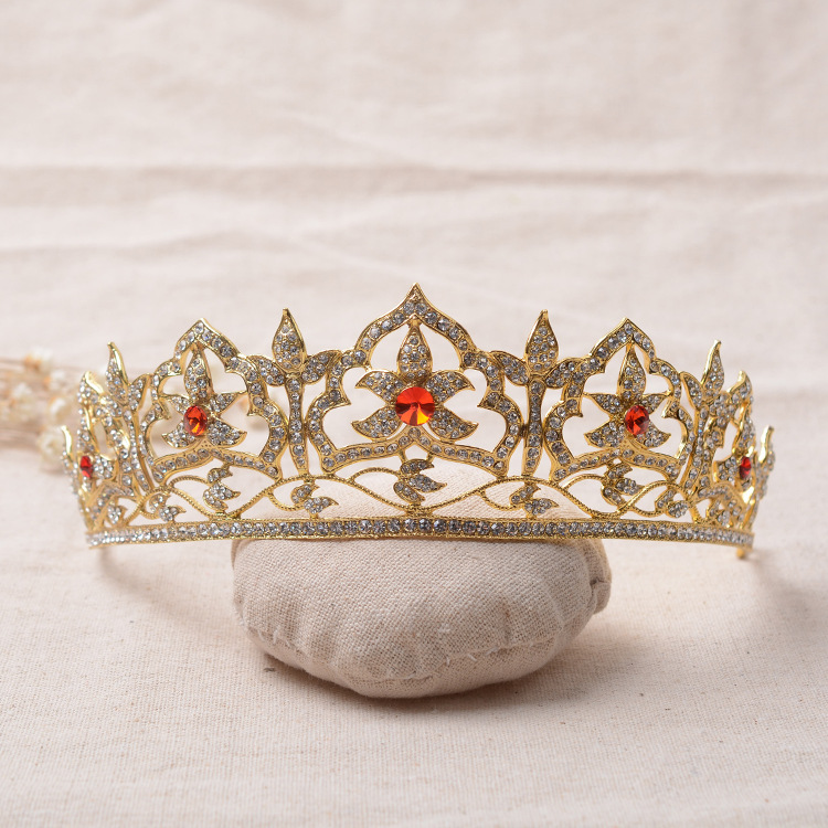 online buy wholesale ruby tiaras from china ruby tiaras