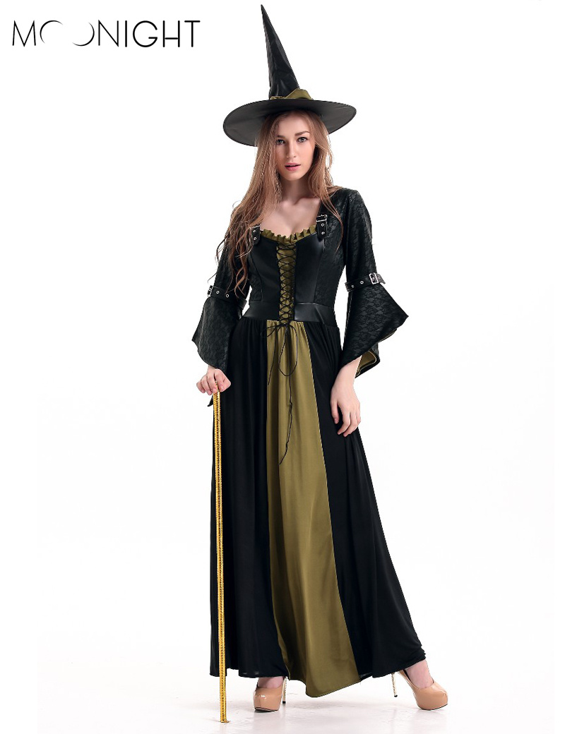Online Buy Wholesale vintage witch costume from China vintage ...