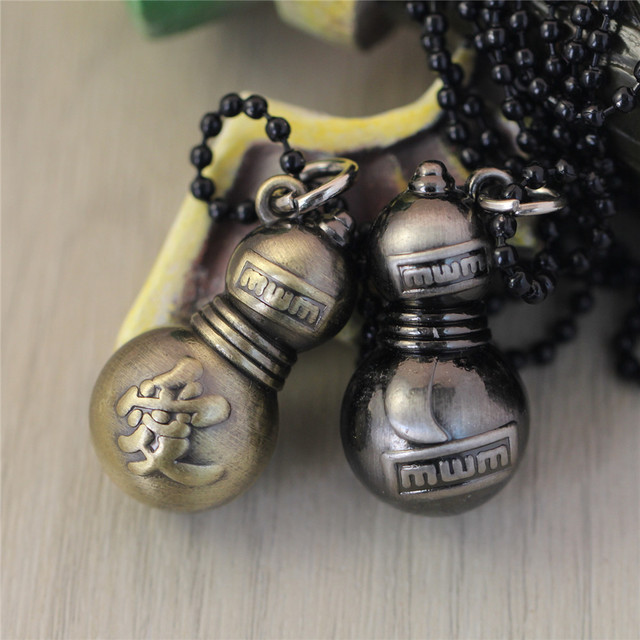 Garra Bottle Gourd Necklace