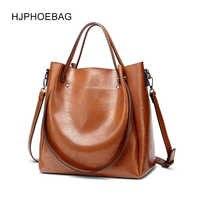HJPHOEBAG saco de designer de moda pu de couro das mulheres tamanho grande ladies Messenger bag de alta qualidade bolsa de ombro grande capacidade YC023
