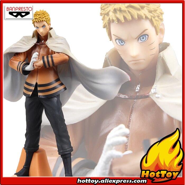 100% Original Banpresto Collection Figure - Uzumaki Naruto from
