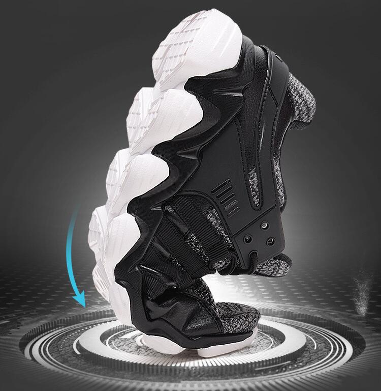 2018 New Professional Sneakers For Men Outdoor Sport Shoes Summer Cushion Men 39 s Training Athletic Shoes Anti Slippery Sneakers in Running Shoes from Sports amp Entertainment