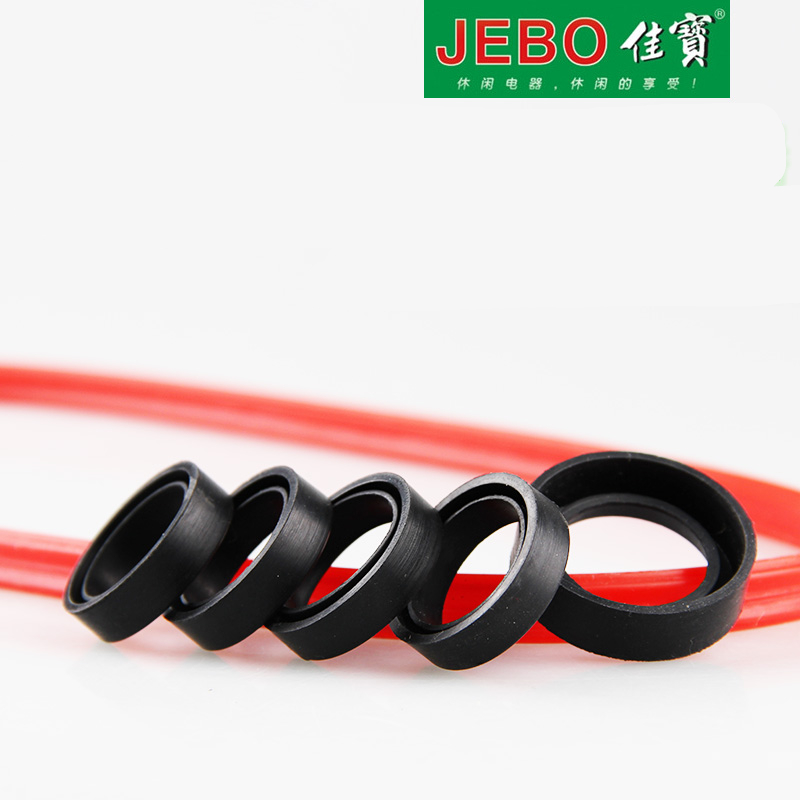 JEBO Original Rubble Sealing Ring For JEBO External Filter Aquarium Fish Tank Separator Blo-chemical Filter Rubber Seal Ring