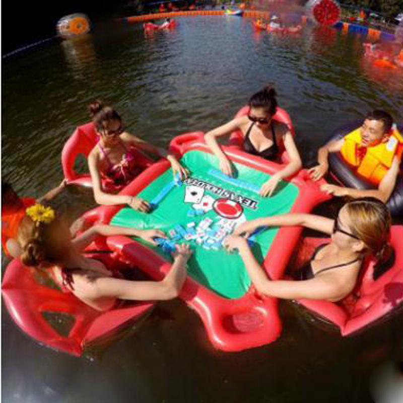 1 Piece 2017 New Water Inflatable Toys Floating Bed Floats The Water Toy Children's Adult Swimming Circle Convenient Summer environmentally friendly pvc inflatable shell water floating row of a variety of swimming pearl shell swimming ring