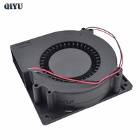 DC 24V 12032 Air blower,Turbo blower,Brushless DC, auto cutoff, auto restart,Large air volume cooling blower turbo fan,5000RPM