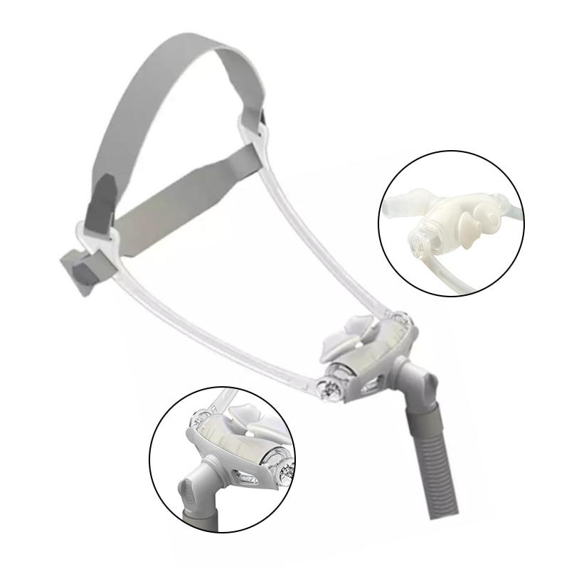 Nasal Pillows Mask For CPAP Auto CPAP BiPAP Ventilator Sleep 3 Sizes Universal Cushion Pad Anti Snoring CPAP AccessoriesNasal Pillows Mask For CPAP Auto CPAP BiPAP Ventilator Sleep 3 Sizes Universal Cushion Pad Anti Snoring CPAP Accessories