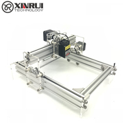 JEDI 2500mW Desktop DIY Violet Laser Engraving Machine Picture CNC Printer Working Area 20cmx16cm