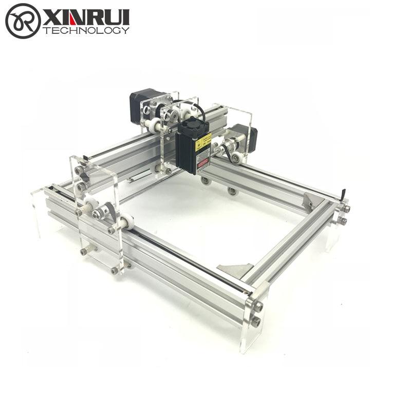 JEDI 2500mW Desktop DIY Violet Laser Engraving Machine Picture CNC Printer Working Area 20cmx16cm